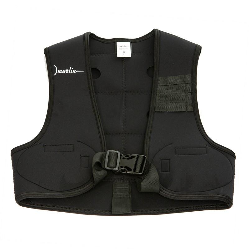 Жилет грузовой быстросъемный Marlin Vest Black (XL)