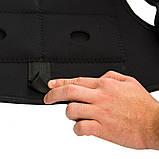 Жилет грузовой быстросъемный Marlin Vest Black (XL), фото 7