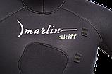 Гідрокостюм Marlin Skiff 2.0 Black 7 мм (56), фото 9