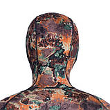 Гидрокостюм Marlin Camoskin Brown 7 мм (46), фото 8