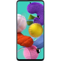 Мобільний телефон Samsung SM-A515FZ (Galaxy A51 6/128Gb) White (SM-A515FZWWSEK)