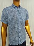Мужская рубашка FLP. mod.46910. Размеры: M,L,XL,2XL.