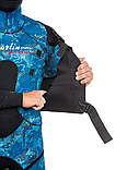 Жилет вантажний швидкознімний Marlin Balance Black 5 мм (XL), фото 10