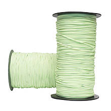 Лінь Marlin Dyneema White/Green (2 мм 1метр)