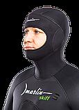 Гідрокостюм Marlin Skiff 2.0 Black 3 мм (44), фото 5