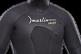 Гідрокостюм Marlin Skiff 2.0 Black 3 мм (44), фото 10