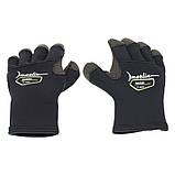 Перчатки Marlin Kevtex Black 3 мм (S), фото 3