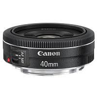 Об'єктив Canon EF 40mm f/2.8 STM (6310B005)