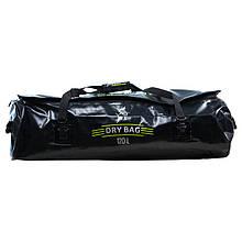 Сумка Marlin Dry Bag 120 L Black