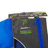 Полотенце Marlin Microfiber Travel Towel Royale Blue (40х80), фото 2