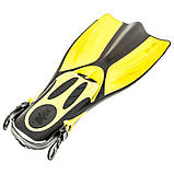 Ласты Marlin Swift Yellow (S-M (38-41)), фото 5