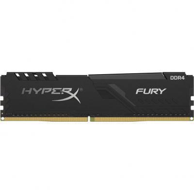 Модуль памяти для компьютера DDR4 16GB 3200 MHz Fury Black Kingston (HX432C16FB4/16)