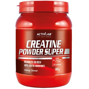 Креатин Activlab Creatine Powder Super (500 грамм.)