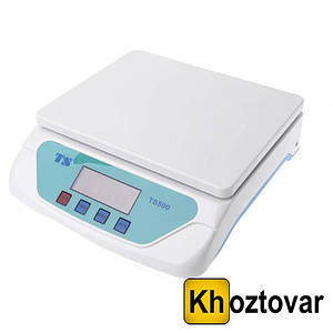 Весы электронные до 30 кг ACS TS500