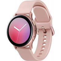 Смарт-годинник Samsung SM-R820 Galaxy Watch Active 2 44mm Aluminium Gold (SM-R820NZDASEK)