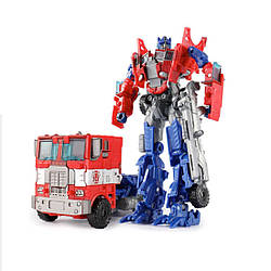 """Робот трансформер """"Пожарная машина"""" Maya Toys, 18 см"""
