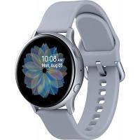 Смарт-годинник Samsung SM-R820 Galaxy Watch Active 2 44mm Aluminium Silver (SM-R820NZSASEK)