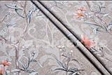 """Комплект постельного белья двуспальный ТМ """"Ловец снов"""", Цветочный мотив, фото 3"""