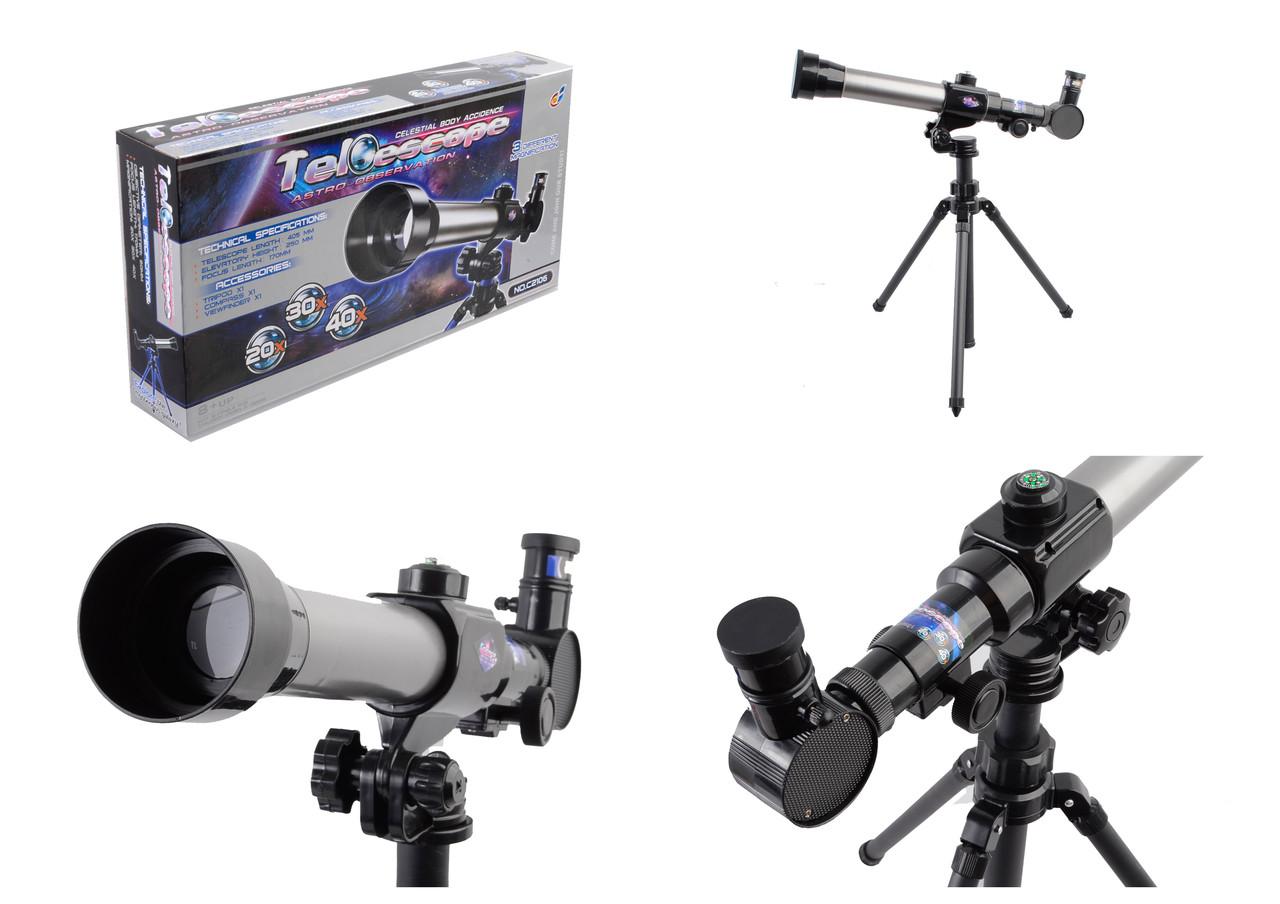 Телескоп C2106/T253-D1824 со штативом кор.43*22*8 ш.к./24/