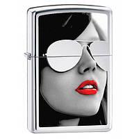 Зажигалка Зиппо - Zippo BS Sunglasses