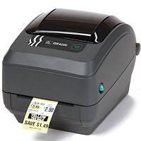Принтер етикеток Zebra GK420d (GK42-202520-000)