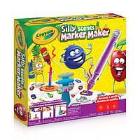 Набор Crayola Silly Scents Marker Maker для изготовления ароматизированных фломастеров