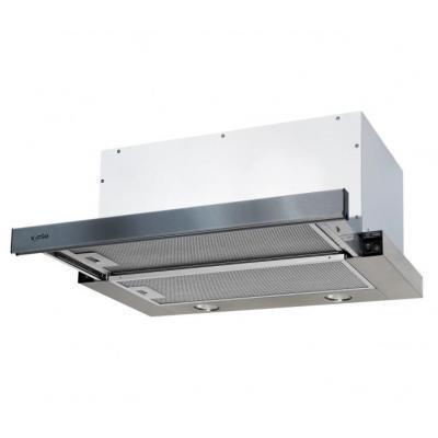 Вытяжка кухонная VENTOLUX GARDA 60 INOX (1000)