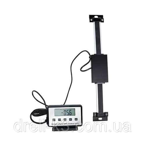 Цифровая линейка 300мм с дистанционным дисплеем PROTESTER 5304-300A