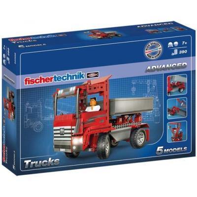 Конструктор Fischertechnik ADVANCED Грузовик (FT-540582)