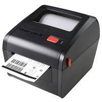 Принтер этикеток Honeywell PC42D Plus, USB, Black (PC42DHE030018)