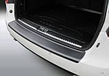 Пластикова захисна накладка на задній бампер для Porsche Cayenne 2010-2014, фото 2