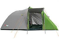 Палатка туристическая Abarqs Stella 3 двухслойная пол для тамбура в подарок