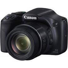 Цифровий фотоапарат Canon PowerShot SX530HS Black (9779B012)