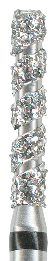Бор алмазний стоматологічний NTI (FG, RA) 837-014TC-FG