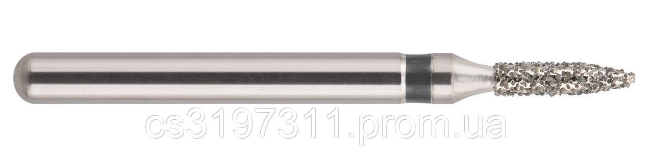 Стоматологічний Бор алмазний (полум'я подібний) 247-014XC (860)