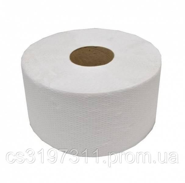 Бумага туалетная 2-слойная, 120 м, 12 рулонов/уп, PRO service Comfort