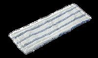 """Моп плоский из микрофибры """"Легкое скольжение"""", карманы/ленты 40х13 см, PRO service Standard"""