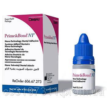 Стоматологічна адгезивна система Prime&Bond NT Dentsply Sirona, 4.5 мл
