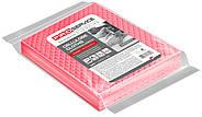 Салфетки целлюлозные PRO Service, 18х18 см, 5 шт./уп., розовые, фото 2