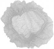 Шапочка медична одноразова з нетканого матеріалу на подвійний гумці Polix PRO&MED, 100 шт/уп., фото 2