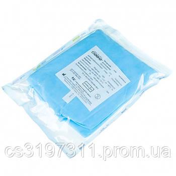 Накидка медична для стоматологічних та інших процедур Polix PRO&MED, 50 шт/уп.