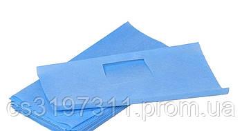 Медична захисна маска-серветка для процедури AIR Flow Polix PRO&MED, 30*40 см, 25 шт/уп.