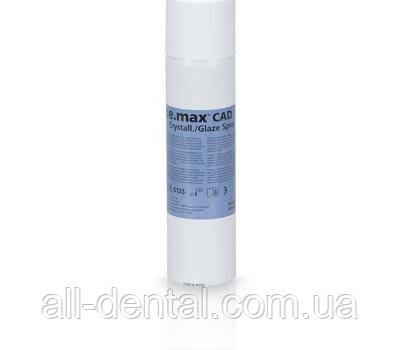 Глазурь-спрей IPS e.max CAD Crystall./GlazeSpray Ivoclar Vivadent, 270 мл