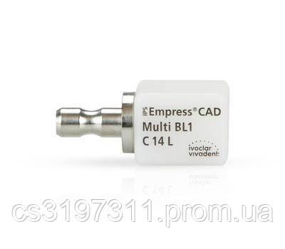 Мультиблоки Empress CAD CEREC/inLab Multi C14/5 Ivoclar Vivadent
