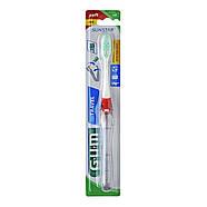 Зубна щітка GUM TRAVEL, дорожня, фото 3