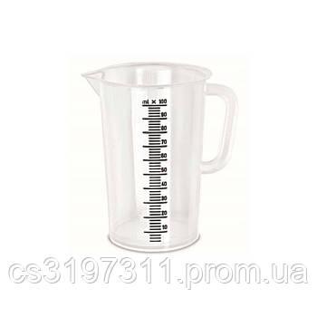 Пластиковий мірний стакан Orochemie, об'єм 100 мл