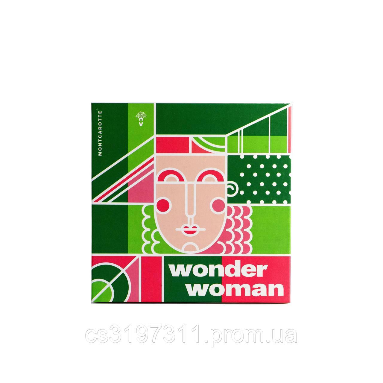 """Подарунковий набір для догляду за порожниною рота для Жінок """"Wonder Woman"""" MontCarotte"""