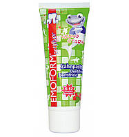 Детская зубная паста Emoform Actifluor Youngstars Wild-Pharma, 75 мл, от 6 до 12 лет
