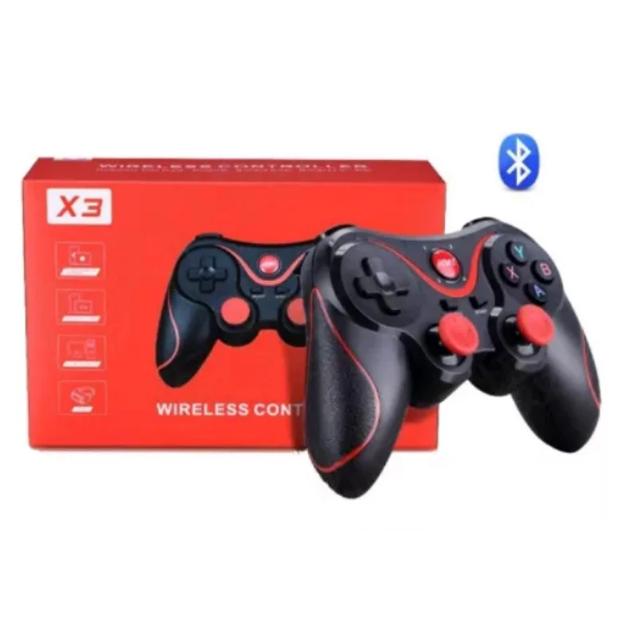 Беспроводной геймпад джойстик для смартфона X3 Wireless controller Bluetooth