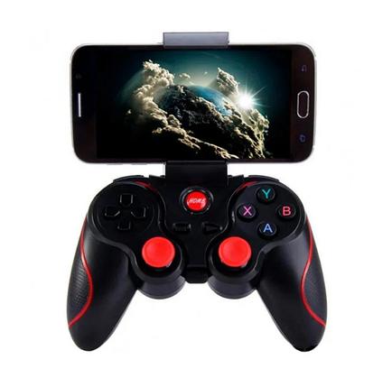 Беспроводной геймпад джойстик для смартфона X3 Wireless controller Bluetooth, фото 2